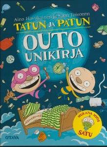 Tatun ja Patun outo unikirja, Aino Havukainen