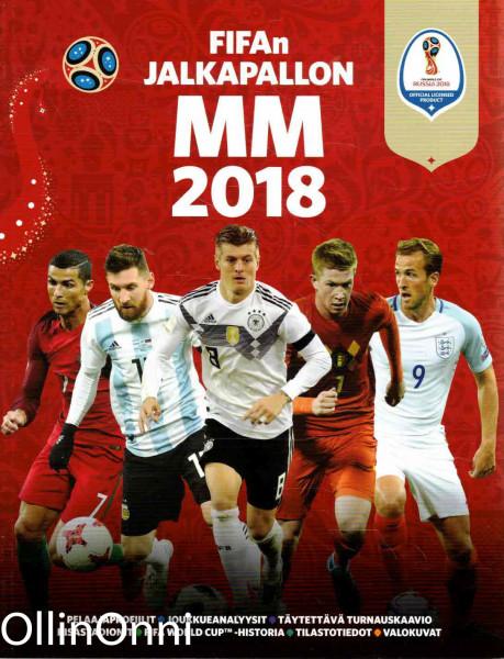 FIFAn jalkapallon MM 2018, Keir Radnedge