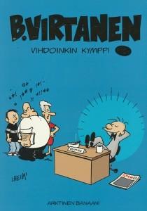 B. Virtanen. 10, Vihdoinkin kymppi, Ilkka Heilä