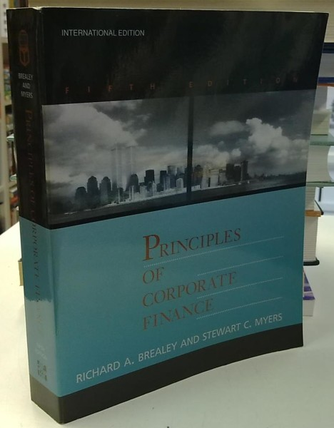 Principles of Corporate Finance (Fifth Edition / International Edition), Richard A. Brealey