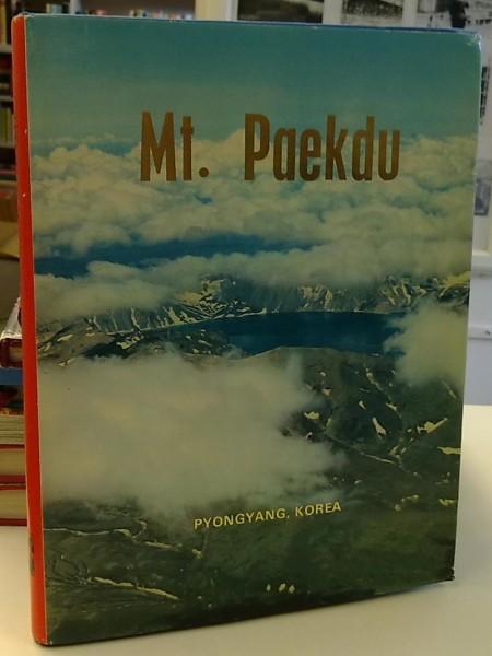 Mt. Paekdu,