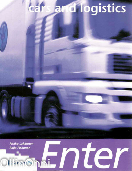 Enter - cars and logistics, Pirkko Lakkonen