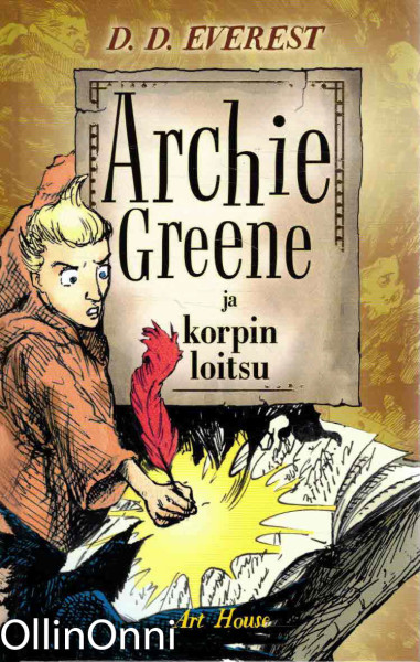 Archie Greene ja korpin loitsu, D.D. Everest