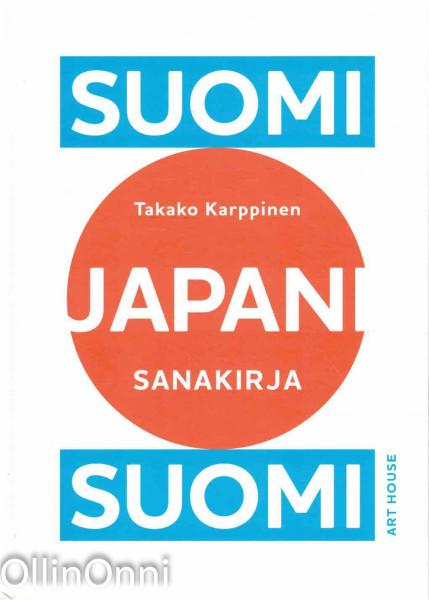 Suomi-japani-suomi-sanakirja, Takako Karppinen