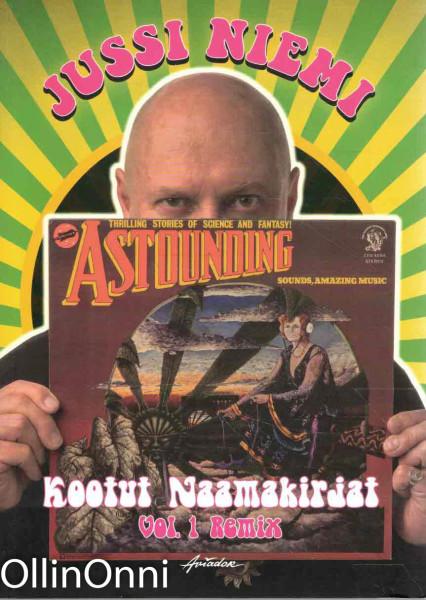 Kootut Naamakirjat Vol.1 Remix, Jussi Niemi
