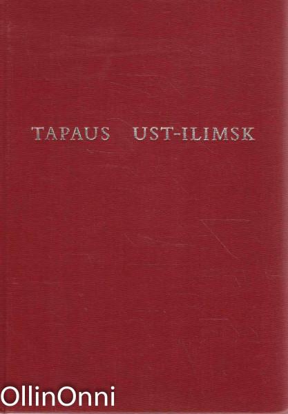 Tapaus Ust-Ilimsk, Olli Heikinheimo