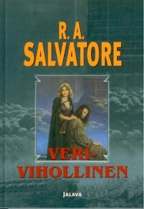 Verivihollinen, R. A. Salvatore