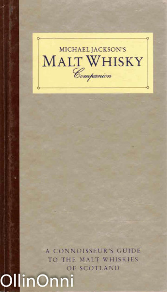Michaels Jackson's Malt Whisky Companion, Michael Jackson