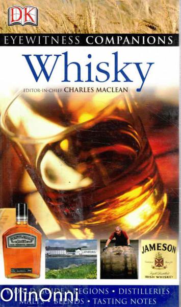 Whisky - Eyewitness Companions, Charles Maclean