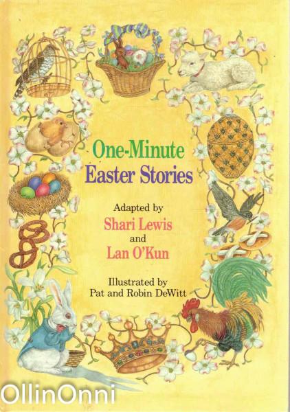 One-Minute Easter Stories, Shari Lewis