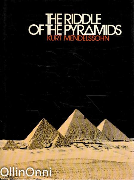 The Riddle of the Pyramids, Kurt Mendelssohn