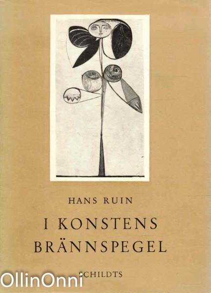 I konstens brännspegel, Hans Ruin