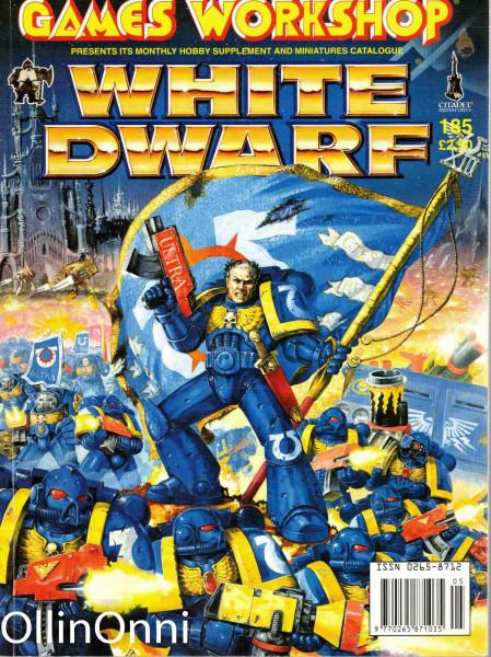 White Dwarf 185/1995, Robin Dews