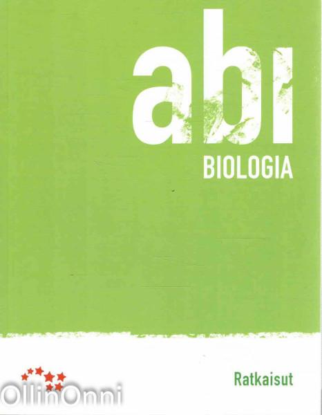 Abi biologia : ratkaisut, Sina Hannus