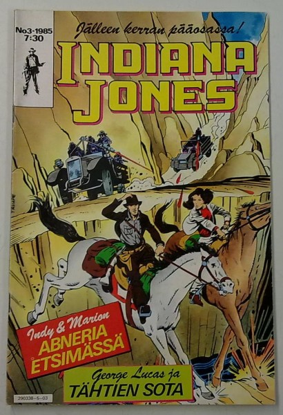 Indiana Jones 1985-03,