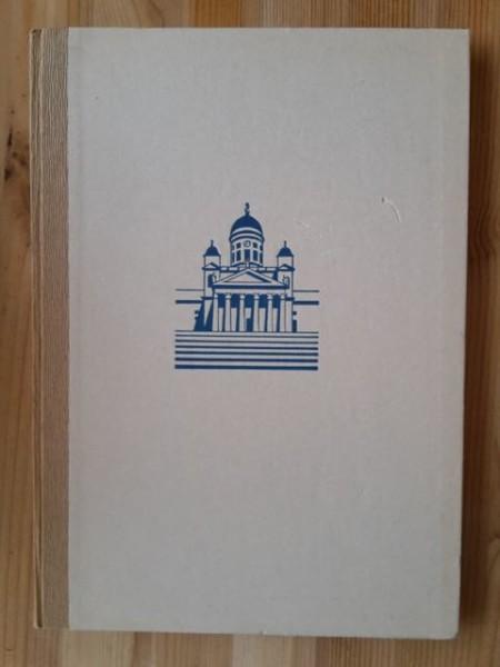 Helsinki. Kuvakirja - A Picture Book. Helsingfors - En bildbok., Börje Sandberg