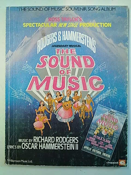 The Sound of Music´s Souvenir Song Album, Ross Taylor