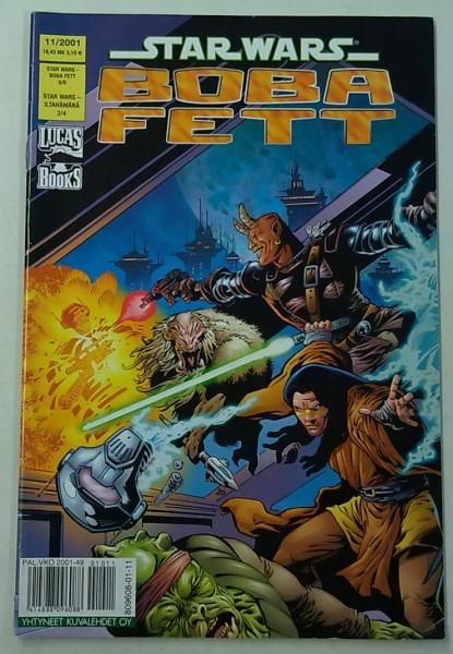 Star Wars 2001-11 Boba Fett,
