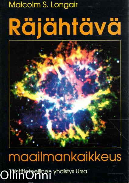 Räjähtävä maailmankaikkeus, Malcolm S. Longair