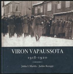 Viron vapaussota 1918-1920, Jukka I. Mattila