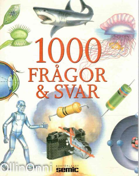 1000 frågor & svar, Anders Rolf