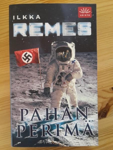 Pahan perimä, Ilkka Remes