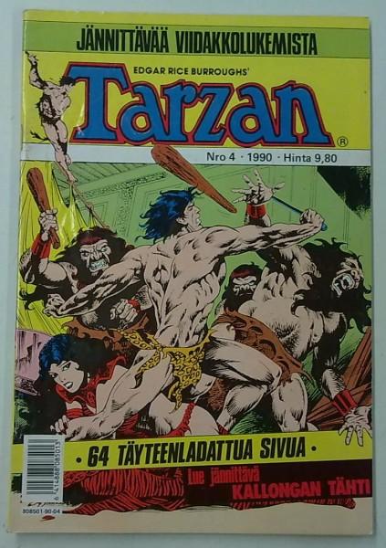 Tarzan 1990-04,