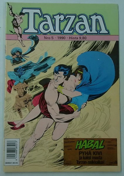 Tarzan 1990-05,