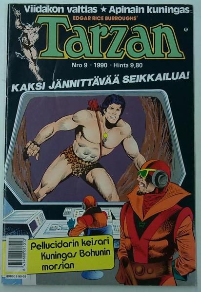Tarzan 1990-09,