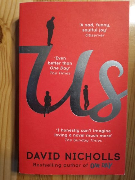 Us, David Nicholls