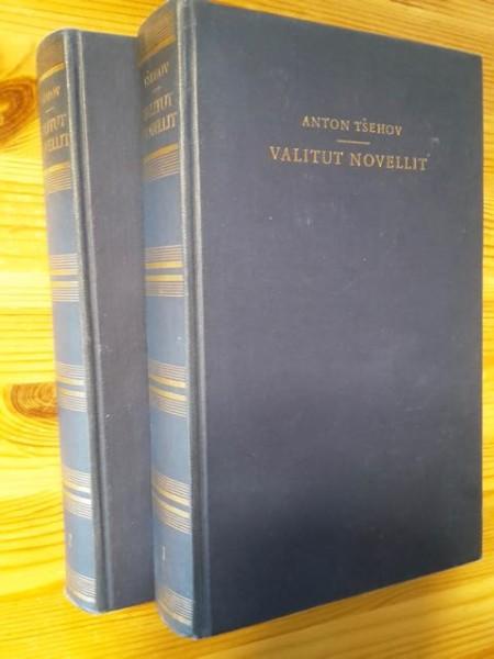 Valitut novellit 1-2, Anton Tšehov