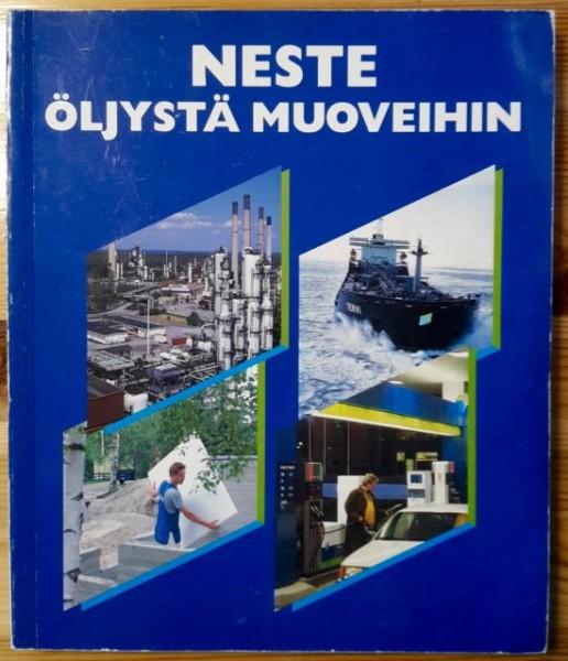 Neste - Öljystä muoveihin, Kaj Hästbacka