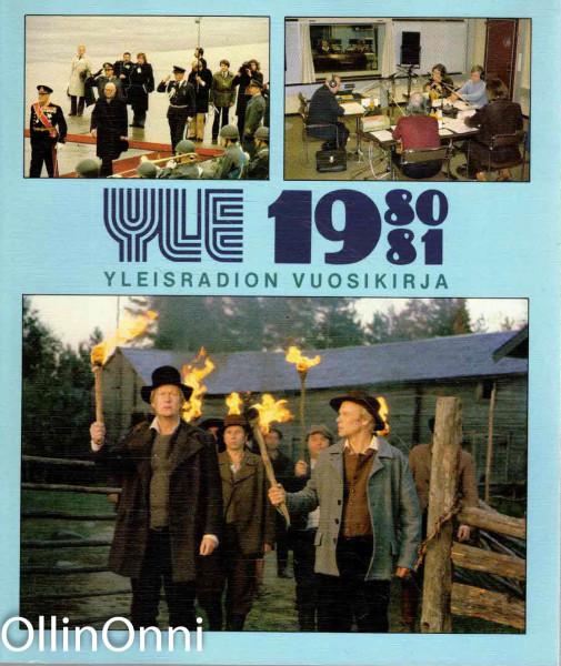 YLE - Yleisradion vuosikirja 1.6.1980-31.5.1981, Atte Larma