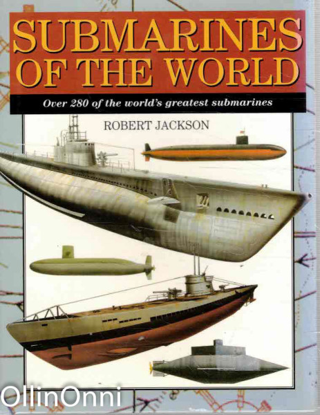 Submarines of the world, Robert Jackson