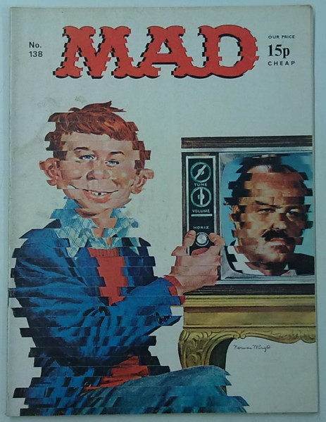 MAD No. 138 (British edition),