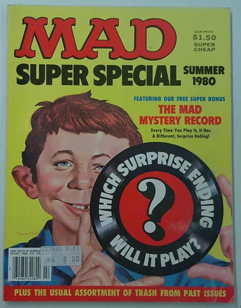 MAD Summer 1980 Super Special Number Thirty-One,