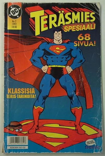 Teräsmies spesiaali 1992-02,
