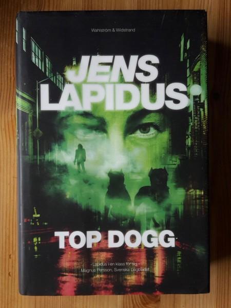 Top dogg, Jens Lapidus