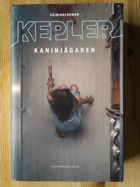 Kaninjägaren, Lars Kepler