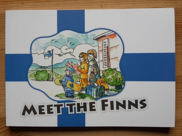 Meet the Finns, Ian Bowie