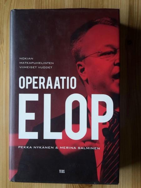 Operaatio Elop : Nokian matkapuhelinten viimeiset vuodet, Pekka Nykänen