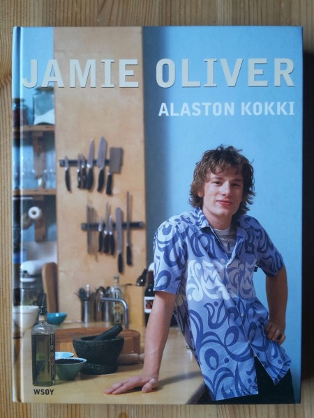 Alaston kokki, Jamie Oliver