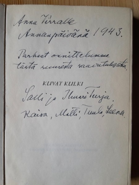 Kuvat kulki, Heikki Klemetti