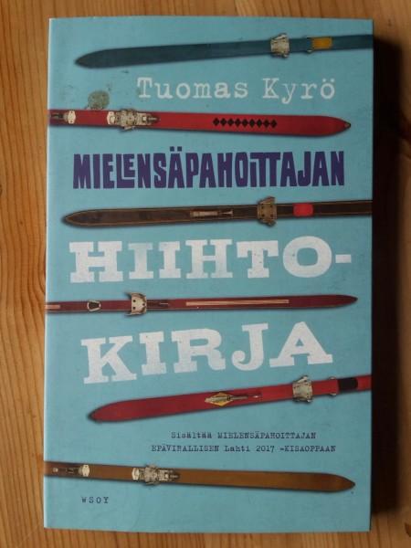 Mielensäpahoittajan hiihtokirja, Tuomas Kyrö