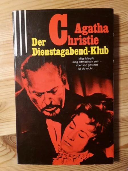 Die Dienstagabend-Klub (Scherz-classic-Krimi 175), Agatha Christie