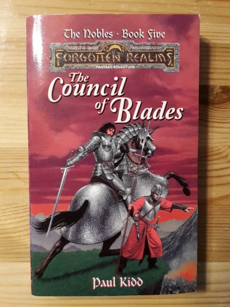 The Council of Blades - The Nobles. Book Five. - Forgotten Realms, Paul Kidd
