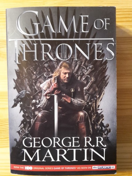 Game of Thrones - Book One of A Song of Ice and Fire, George R.R. Martine