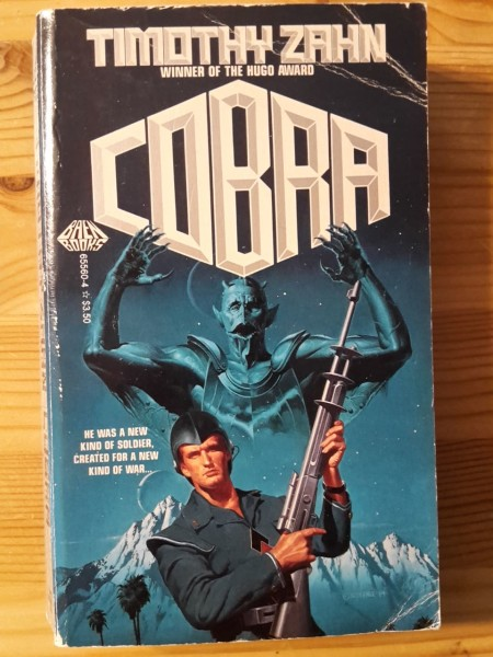 Cobra, Timothy Zahn