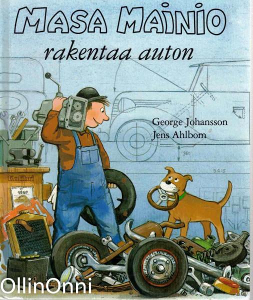 Masa Mainio rakentaa auton, George Johansson