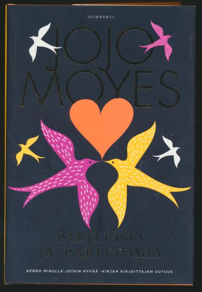 Parillisia ja parittomia, Jojo Moyes